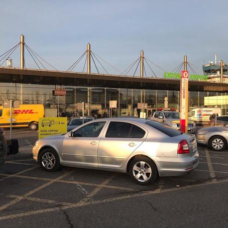 Děkujeme za důvěru. Odvoz Ostrava - Katowice AirPort