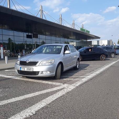 Další dnešní odvoz z Českého Těšína do Katowic.