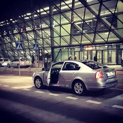 Odvoz na letiště Krakow