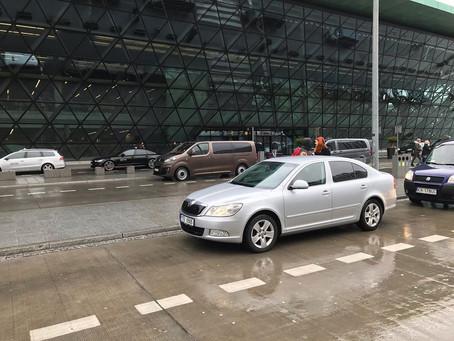 Odvoz z Orlové na letiště Krakow .