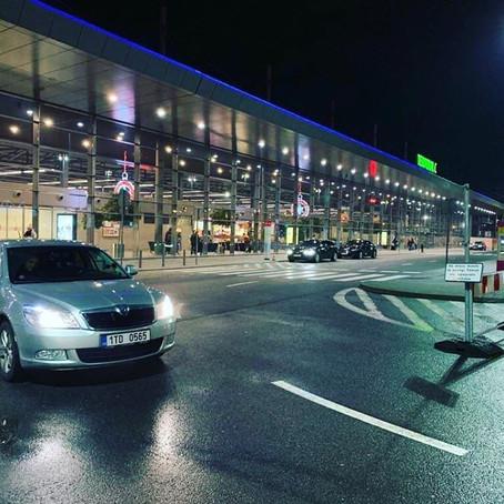 Odvoz z letiště Katowice do Orlové