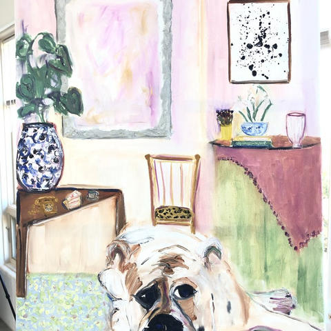 An Oil Painting of a Dog [SOLD].jpeg