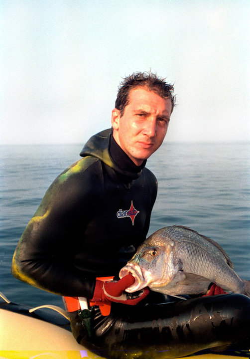 Francesco Italia nel 1991