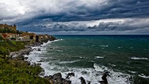 Cefalù mare e storia