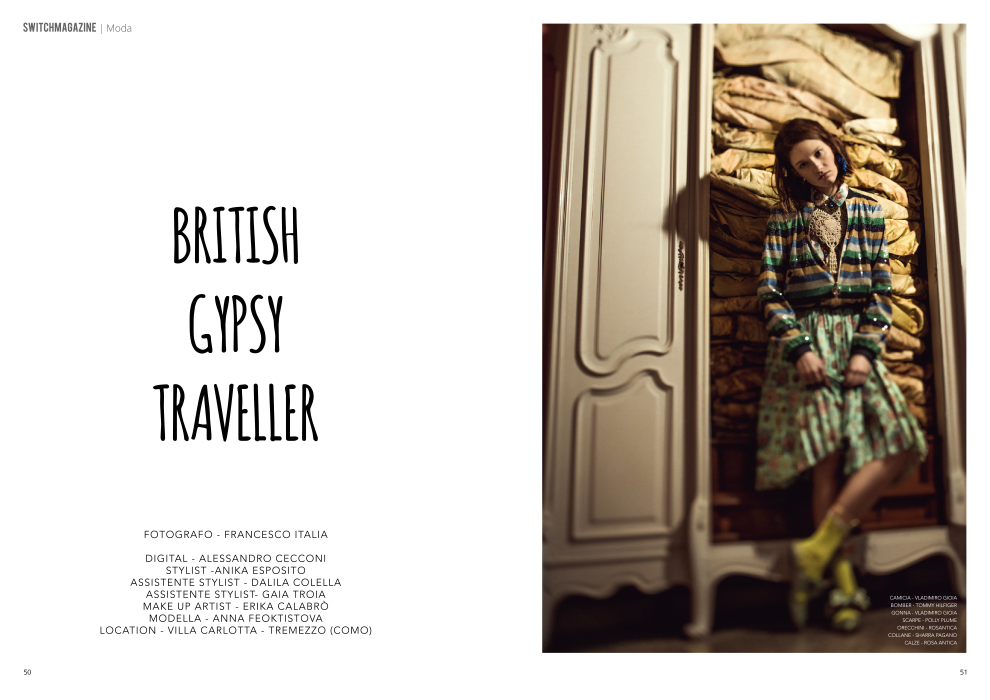 British Gypsy Traveller