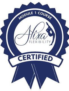 Alixa Flexibility Certifed