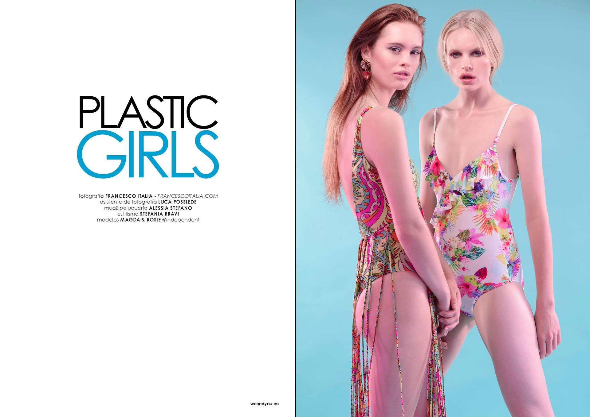 Plastic Girls