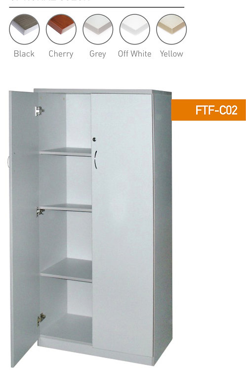 200 Cabinet with Wooden Door