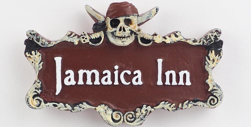 Skull Logo Magnet