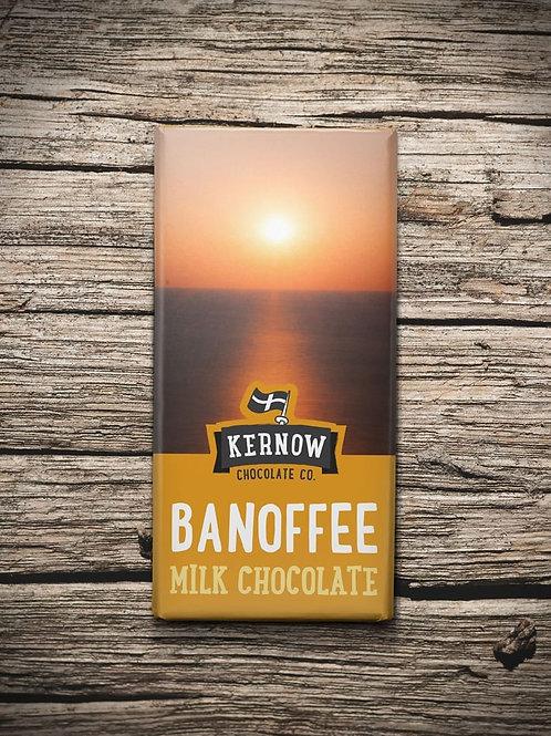Kernow Milk Chocolate, Banoffee