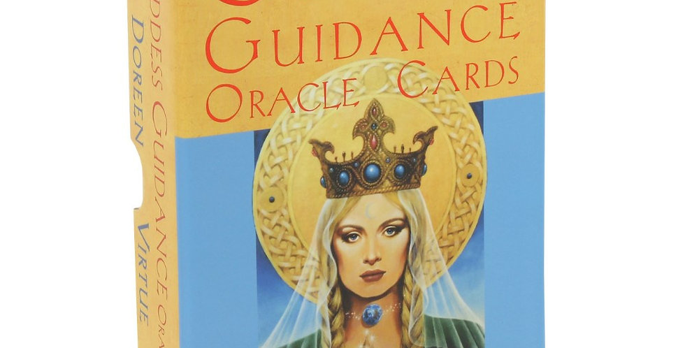 Oracle Cards - Goddess Guidance
