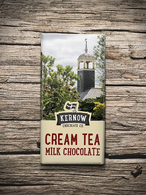 Kernow Milk Chocolate, Cream Tea