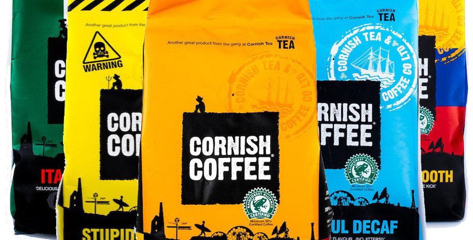 Cornish Coffee