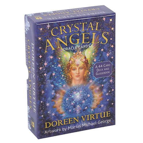 Oracle Cards - Crystal Angels