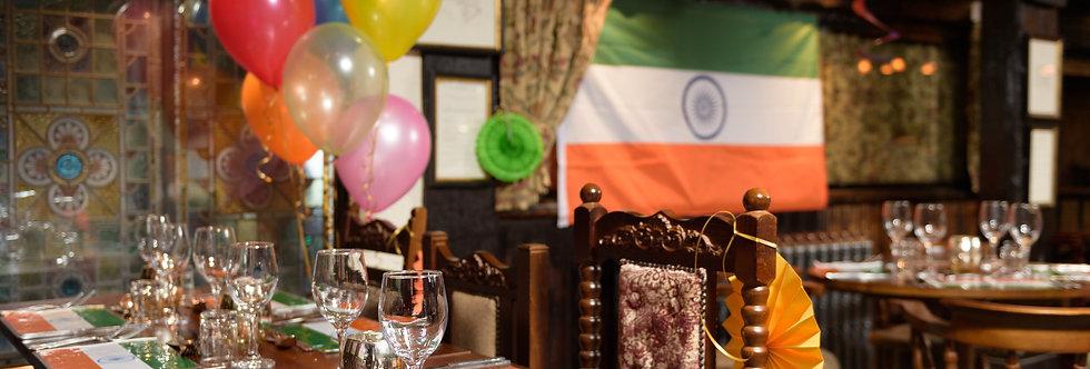 India - Friday 13 November