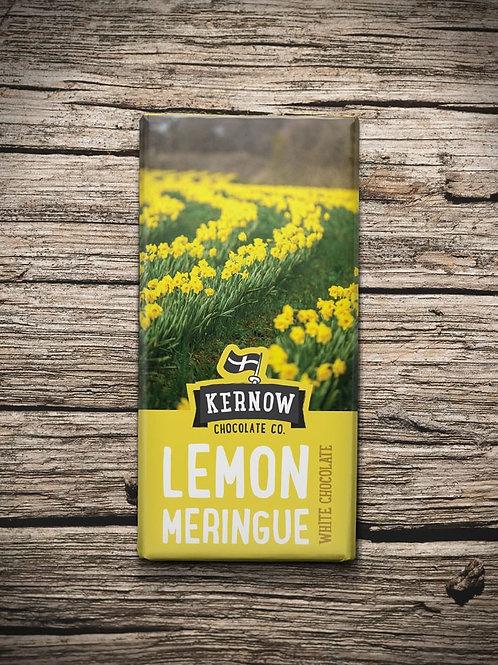 Kernow White Chocolate, Lemon Meringue