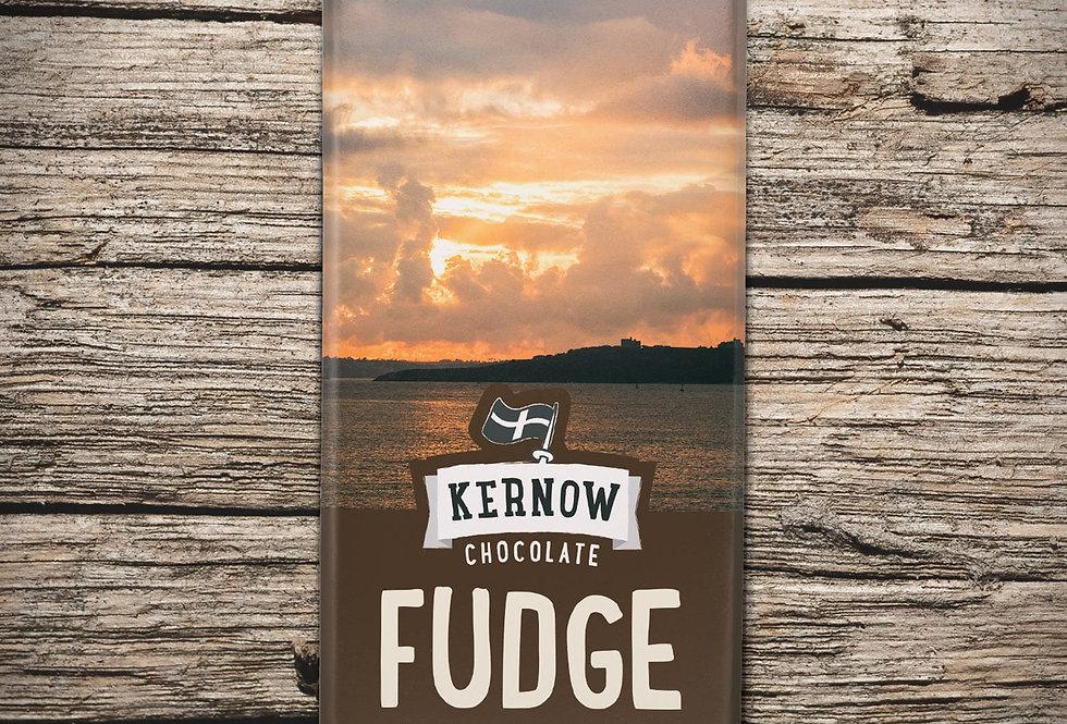 Kernow Milk Chocolate, Fudge