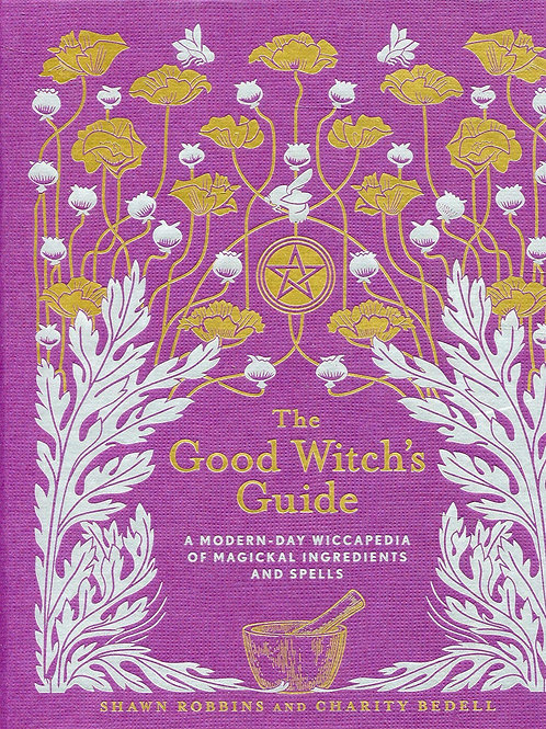 Wiccapedia, The Good Witch's Guide