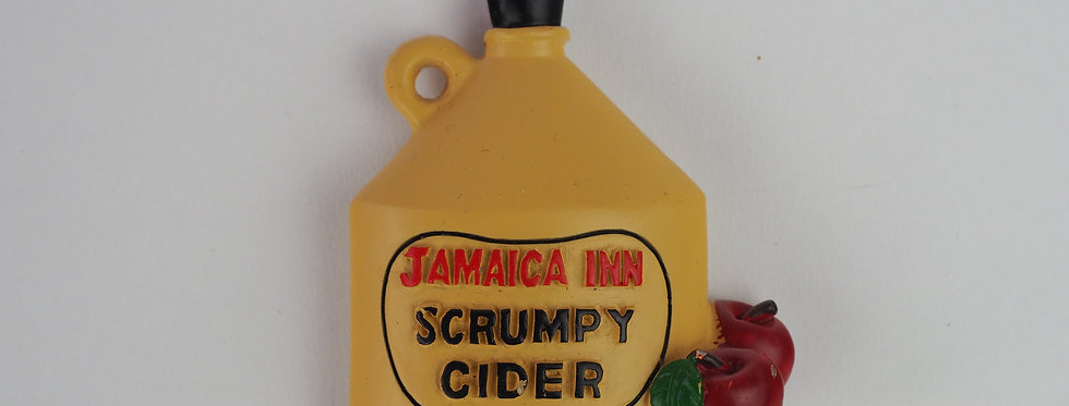 Scrumpy Cider Magnet