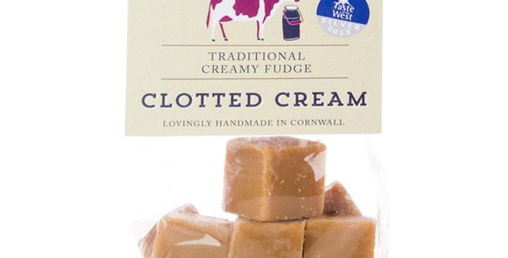 Buttermilk Clotted Cream Fudge