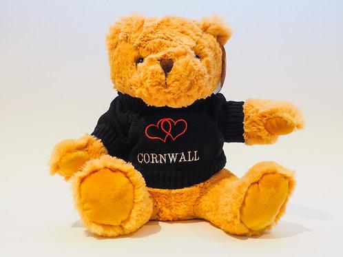Love Cornwall Teddy
