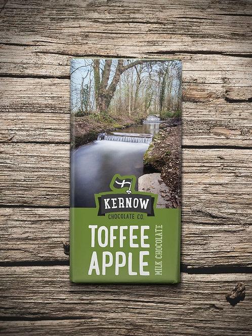 Kernow Milk Chocolate, Toffee Apple