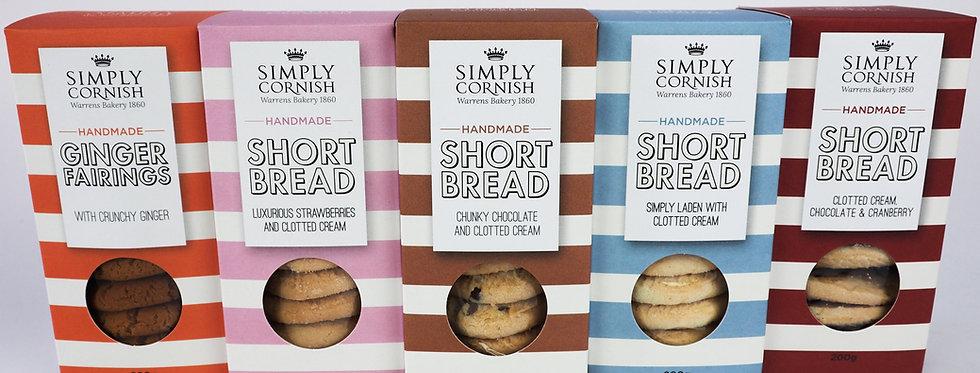 Simply Cornish Shortbread