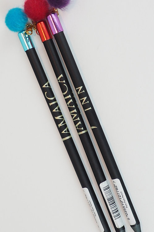 Pom Pom Pencil