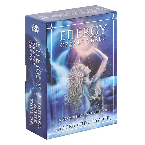 Oracle Cards - Energy