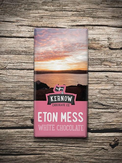 Kernow White Chocolate, Eton Mess