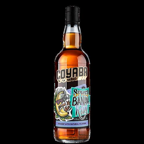 Coyaba Spiced Banana Rum