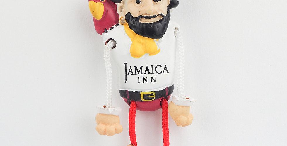 Black Beard Magnet