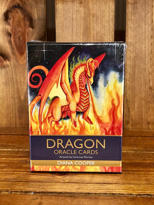 Oracle Cards - Dragon