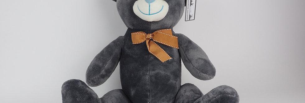 Grey I Heart Jamaica Inn Teddy
