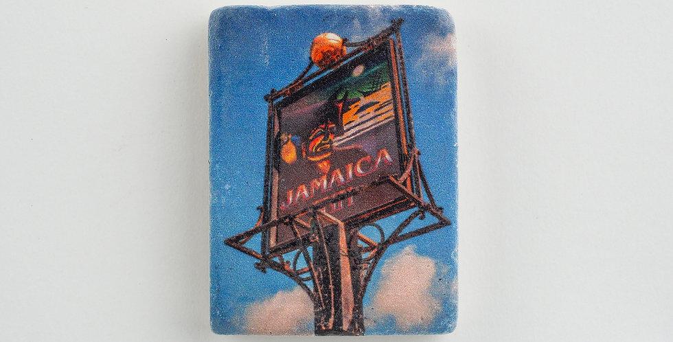 Jamaica Inn Sign Magnet