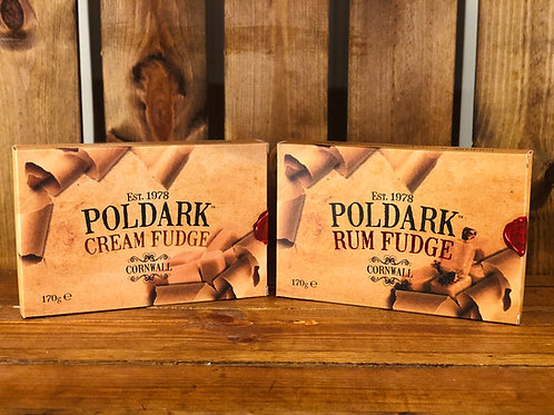 Poldark Fudge Pack