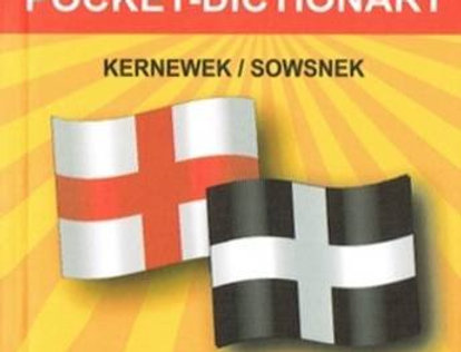 English / Cornish Pocket Dictionary (Gerlyver)