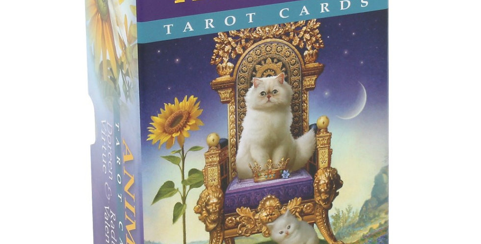 Tarot Cards - Animals