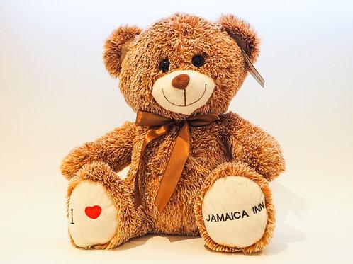 I Heart Jamaica Inn Teddy