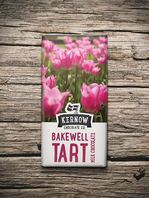 Kernow Milk Chocolate, Bakewell Tart