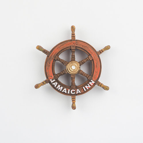 Captains Wheel Magnet