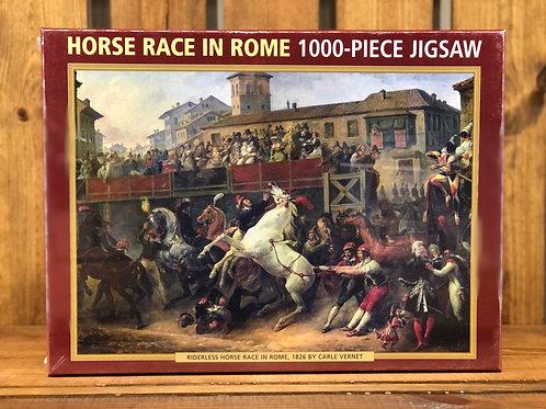 Horse Race in Rome