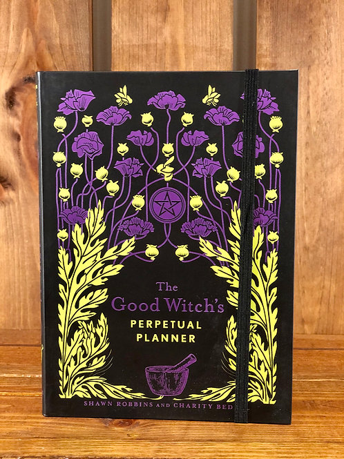 The Good Witches Perpetual Planner