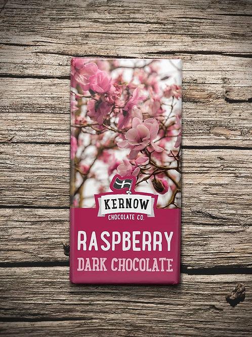 Kernow Dark Chocolate, Rasberry