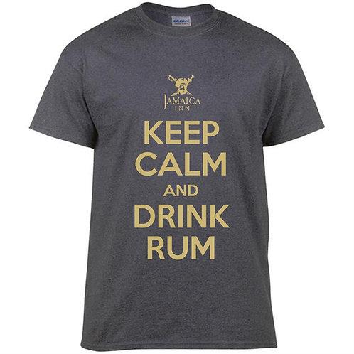 Keep Calm & Drink Rum