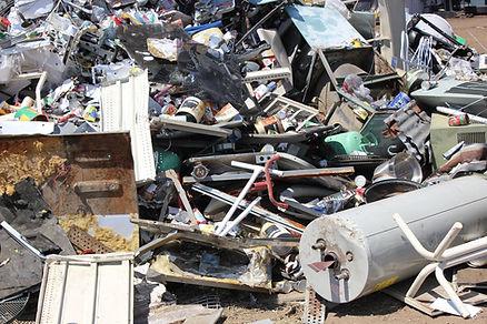 Scrap Metal Removal, Appliances, Metal Recycling