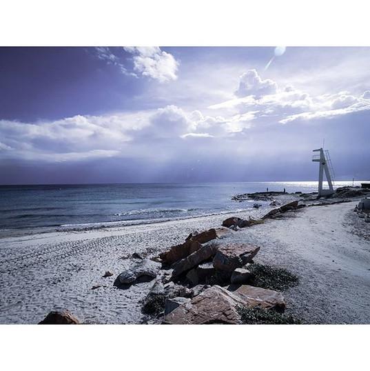 #playa #mar #sea #blue #campoamor #comun