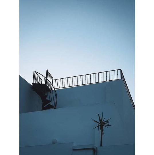 Escaleras al cielo #mojacar #almería #su