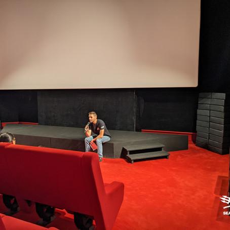 """""""les requins de la colère"""" au cinéma de La Foa"""
