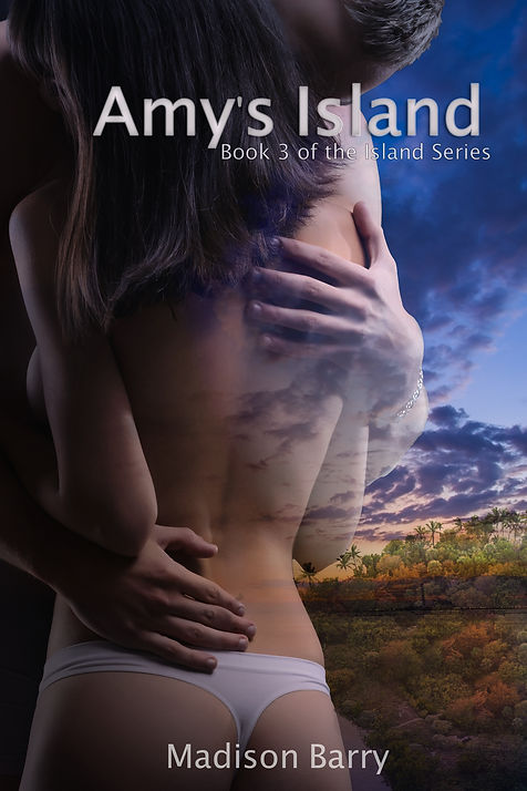 Amy's Year Book 1 of The Island Series by Madison Barry erotica